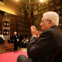 Presidente Mattarella all'innagurazione del 796°_anno accademico Padova